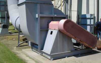 Dust Collection Fans – Axial-Flow or Centrifugal