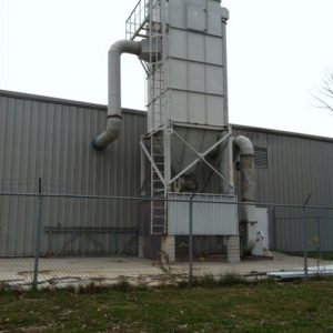 SOLD! Murphy Rodgers MRJ-SE 118-12 (11,800 CFM) Used Pulse Jet Baghouse Dust Collector-0