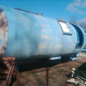 Torit Day 276RF10 (25,000 CFM) Used Dust Collector Reverse Pulse-0