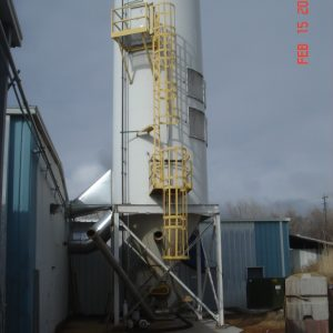 SOLD! MAC 144 MCF 361 (36,000-52,000 CFM) Reverse Pulse Used Dust Collector-0