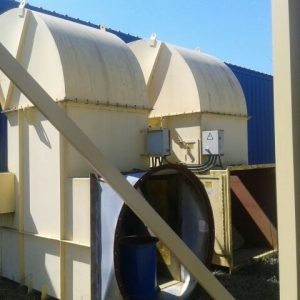SOLD! WPS AG485 (48,000-88,000 CFM) Used High Speed Abort Gate-0