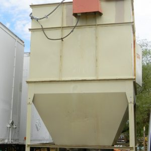 SOLD! Murphy Rodgers MRSE-17-4D (7180 CFM) Used Auto-Shaker Baghouse Dust Collector-0