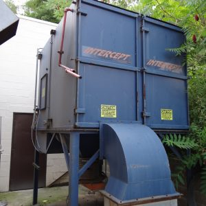 SOLD! ProVent Intercept 3PC24 (6,000 CFM) Used Cartridge Dust Collector-0