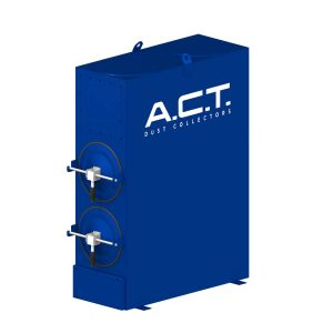 ACT 2-2 DD New (1,000 CFM) Cartridge Dust Collector