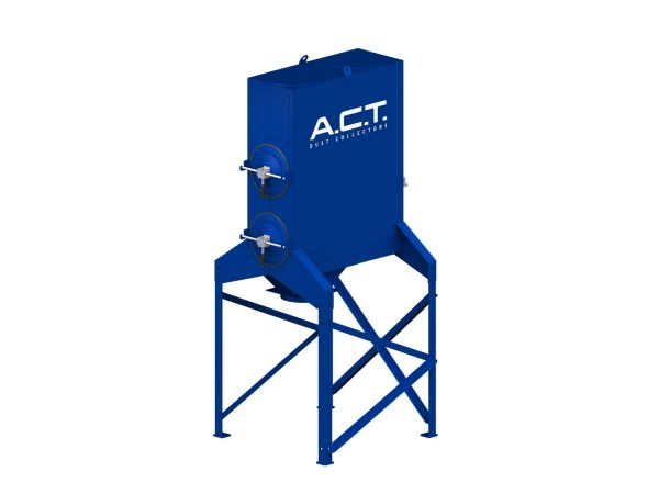 ACT 2-2 H New (1,000 CFM) Cartridge Dust Collector-0
