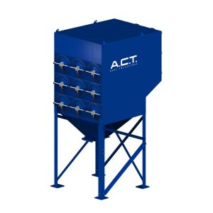 ACT 3-18 New (8,600 CFM) Cartridge Dust Collector-0