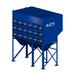 ACT 3-36 New (18,000 CFM) Cartridge Dust Collector-0