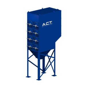 ACT 4-16 New (8,600 CFM) Cartridge Dust Collector-0