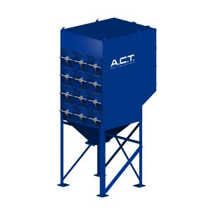 ACT 4-24 New (12,000 CFM) Cartridge Dust Collector-0