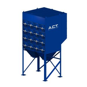ACT 4-32 New (16,000 CFM) Cartridge Dust Collector-0
