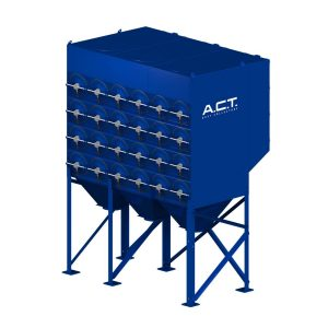 ACT 4-48 New (25,000 CFM) Cartridge Dust Collector-0