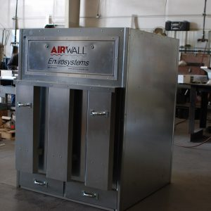AirWall New 60LD (6,000 CFM) Dust Collection Ventilation System (ECB Module)-0