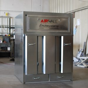 AirWall New 40LD (4,000 CFM) Dust Collection Ventilation System (ECB Module)-0