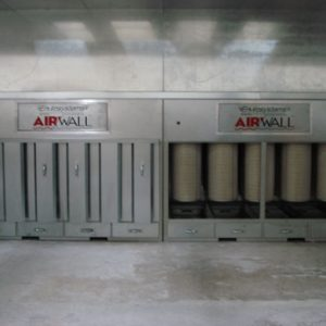 AirWall New 80MD (8,000 CFM) Dust Collection Ventilation System (ECB Module)-0