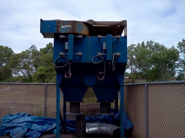 Donaldson Torit DFT2-16 Used Dust Collector-4821
