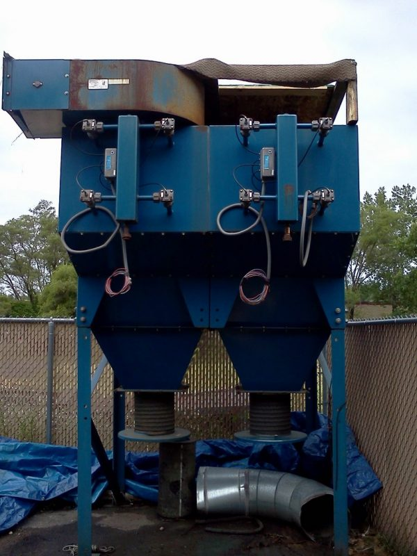 Donaldson Torit DFT2-16 Used Dust Collector-4817