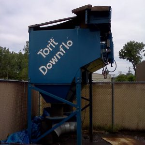Donaldson Torit DFT 2-16 Used Dust Collector-0