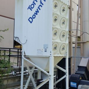 Donaldson Torit DFT 4-16 (8,000 CFM) Used Cartridge Dust Collector-0