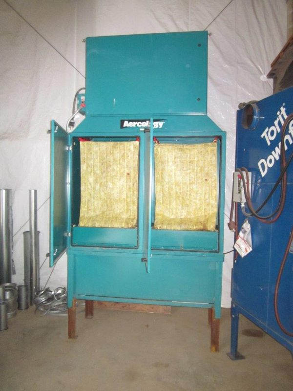 Used Dust Collector Aercology