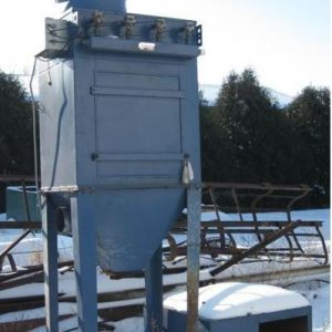 Torit TD-650H (Approx. 1,800 CFM) Used Dust Collector