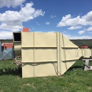 Murphy Rodgers MRSE 17 RAL (7,180 CFM) Used Dust Collector-0