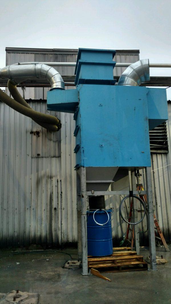 Donaldson DFPRO 6-R (3,500 CFM) Used Cartidge Dust Collector-0