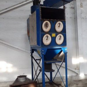 Donaldson Torit DFO 2-8 (3,040) CFM Used Cartridge Dust Collector-0