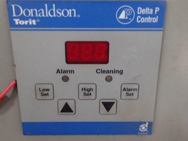 Donaldson Torit DFO 2-8 (3,040) CFM Used Cartridge Dust Collector-4970