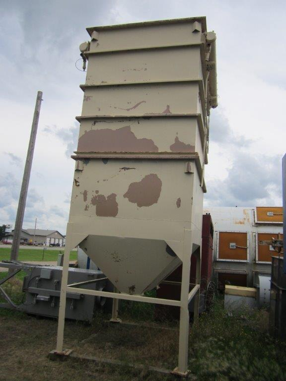 AAF 10-64 (8500 CFM) Used Bag House Dust Collector-5267