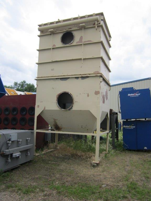 AAF 10-64 (8500 CFM) Used Bag House Dust Collector-5268