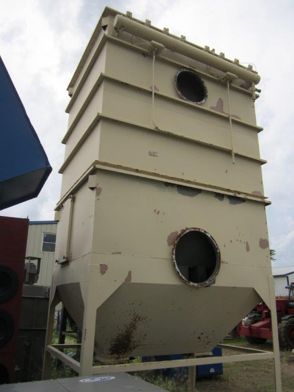 AAF 10-64 (8500 CFM) Used Bag House Dust Collector-5273