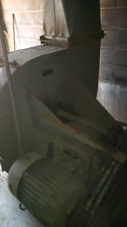 AAF 10-64 (8500 CFM) Used Bag House Dust Collector-5274
