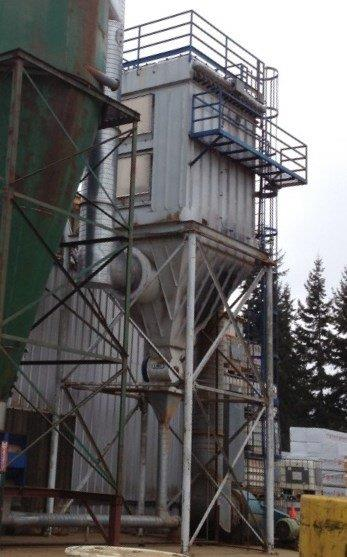 LMC 225-FTD-10 (27,000 CFM) BAGHOUSE USED DUST COLLECTOR-0