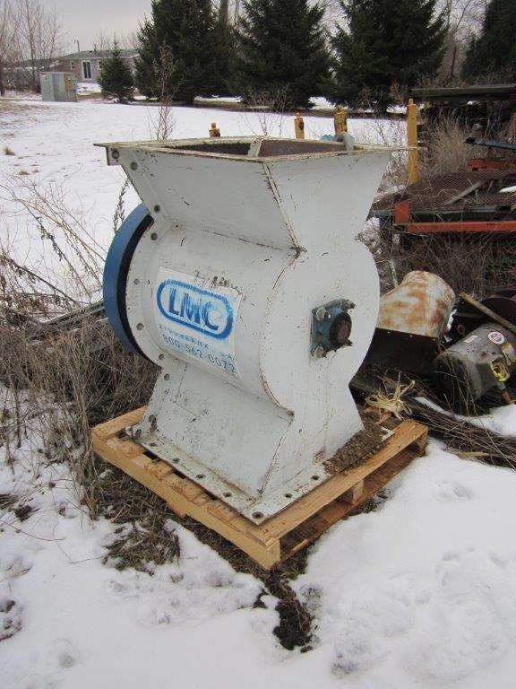 LMC 225-FTD-10 (27,000 CFM) BAGHOUSE USED DUST COLLECTOR-5014