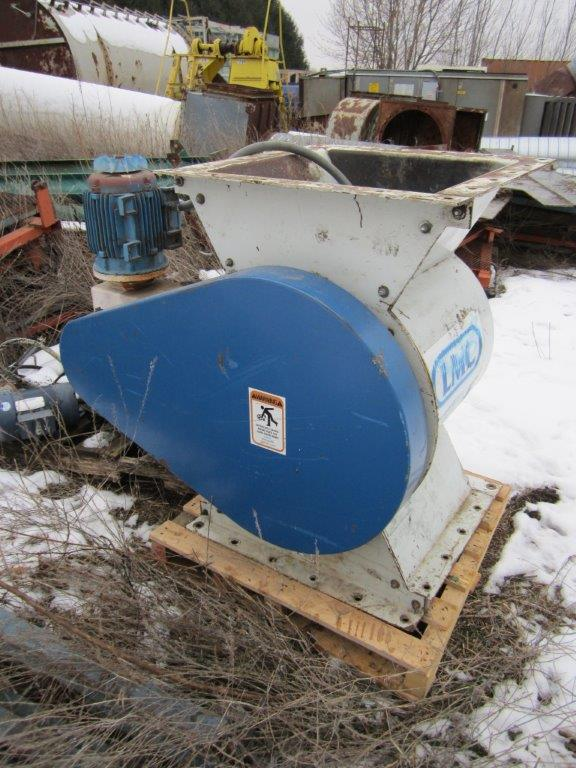 LMC 225-FTD-10 (27,000 CFM) BAGHOUSE USED DUST COLLECTOR-5011