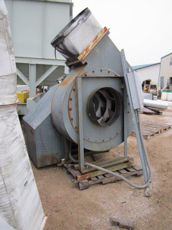 AER Control Systems AT12/VCDF-12 (10,000 CFM) Used Cartridge Dust Collector-5033