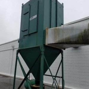 AER Control Systems AT12/VCDF-12 (10,000 CFM) Used Cartridge Dust Collector-0