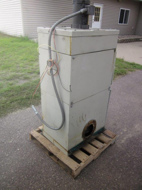 AER Control Systems 10-20 Used Mist Dust Collector-5037