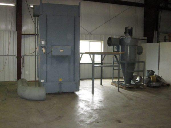 Aget DustKop-MistKop (6,000 CFM) Used Cyclone/After-Filter-0