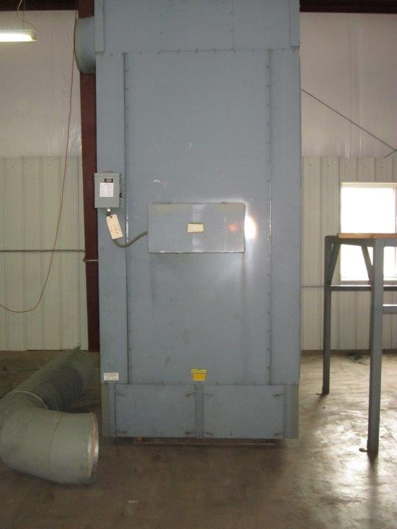 Aget DustKop-MistKop (6,000 CFM) Used Cyclone/After-Filter-5044