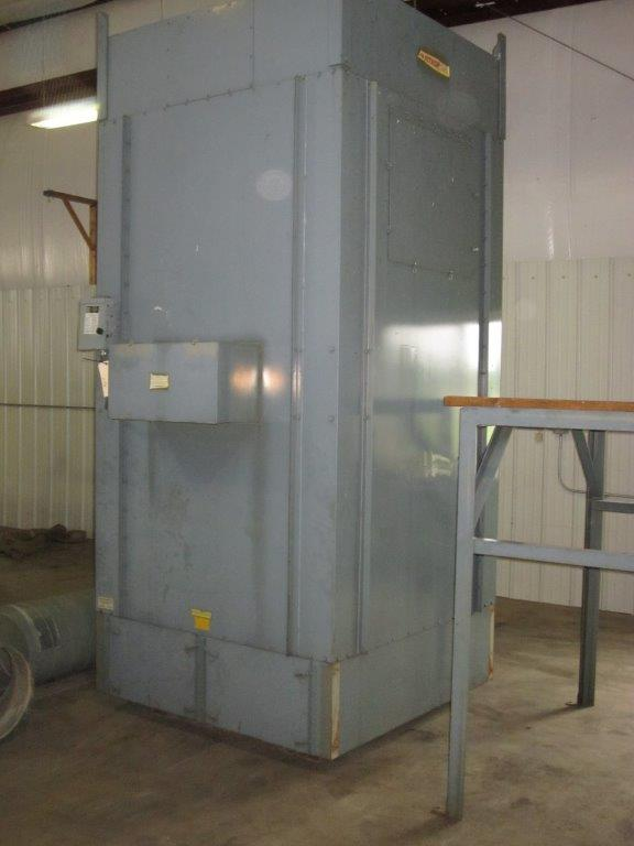 Aget DustKop-MistKop (6,000 CFM) Used Cyclone/After-Filter-5046
