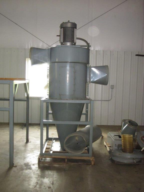 Aget DustKop-MistKop (6,000 CFM) Used Cyclone/After-Filter-5040