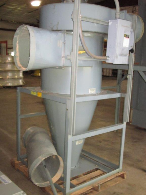 Aget DustKop-MistKop (6,000 CFM) Used Cyclone/After-Filter-5041