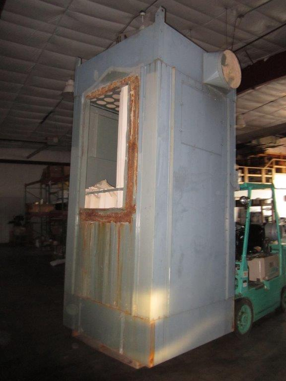Aget DustKop-MistKop (6,000 CFM) Used Cyclone/After-Filter-5045