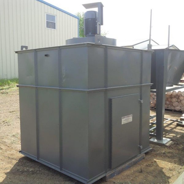 Murphy Rodgers - MRM 14 (4,800 CFM) Used Baghouse Dust Collector-0