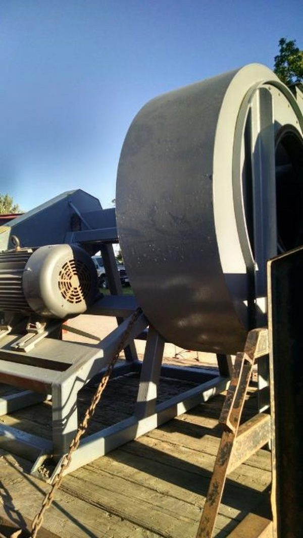 Gerber (16,000 CFM) Used Baghouse Dust Collector-5075