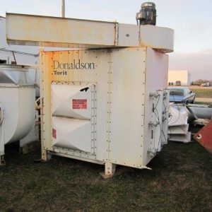 Donaldson Torit DFT3-18 (9,000 CFM) Used Cartridge Dust Collector-0