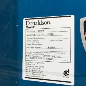 Donaldson Torit DFO 2-8 (4,000 CFM) Used Cartridge Dust Collector-0
