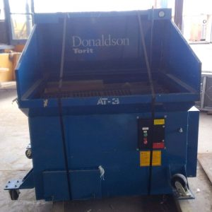 Donaldson Torit DB-2000 (2,000 CFM) Used Downdraft Bench -0