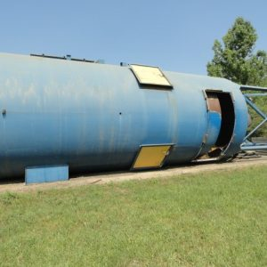 Donaldson Torit 376RFW10 (40,000 CFM) Used Baghouse Dust Collector-0